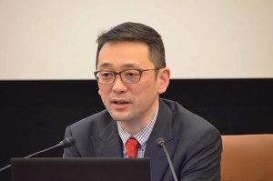 「トランプ政権1年の評価」(2) 安井明彦 みずほ総合研究所欧米調査部長  写真 2