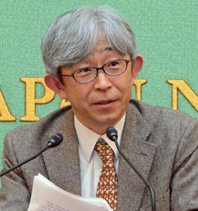 只野雅人 一橋大学教授 「憲法論議の視点」(2)国民投票 写真 1