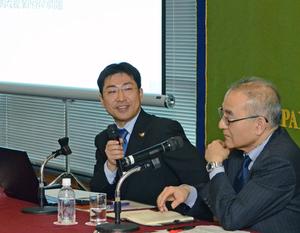 宍戸常寿 東京大学教授 「憲法論議の視点」(1) 写真 3