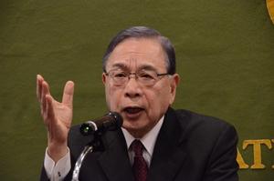「2期目の習体制」(3) 宮本雄二 元中国大使 写真 1