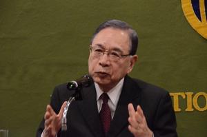 「2期目の習体制」(3) 宮本雄二 元中国大使 写真 2