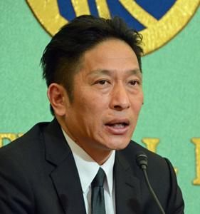 原晋 青山学院大学陸上競技部長距離監督  写真 2