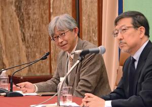 只野雅人 一橋大学教授 「憲法論議の視点」(2)国民投票 写真 3