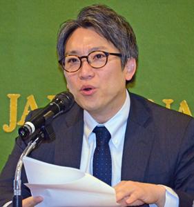山本龍彦 慶応大学教授「憲法論議の視点」(4) 「新しい人権(プライバシー、AI、環境権など)」 写真 2