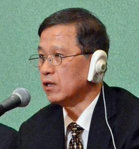 「2期目の習体制」(4)周強武 中国財政部国際財経センター主任 写真 4