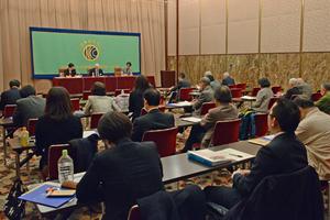 スウィング  国際移住機関(IOM)事務局長 会見 写真 4