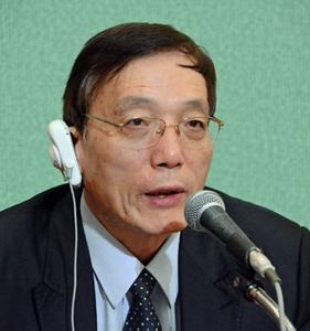 「2期目の習体制」(4)周強武 中国財政部国際財経センター主任 写真 3