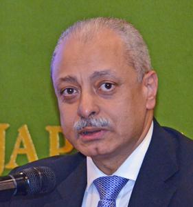 アイマン・アリ・カーメル 新駐日エジプト大使 会見 写真 1