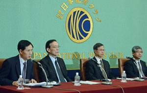 「2期目の習体制」(4)周強武 中国財政部国際財経センター主任 写真 1