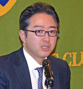 「2年目のトランプ政権」(1)佐橋亮・神奈川大学准教授 写真 1