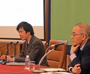 曽我部真裕・京都大学教授「統治機構」「憲法論議の視点」(5) 写真 3
