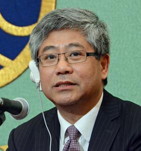 「2期目の習体制」(4)周強武 中国財政部国際財経センター主任 写真 5