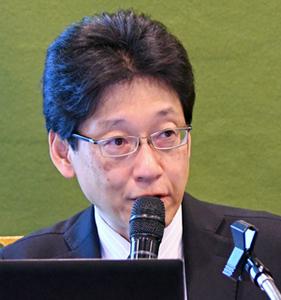 著者と語る『平成デモクラシー史』清水真人・日本経済新聞編集委員 写真 1