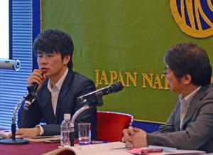 「議論再燃!ベーシックインカム」(1)井上智洋・駒沢大学准教授 写真 3