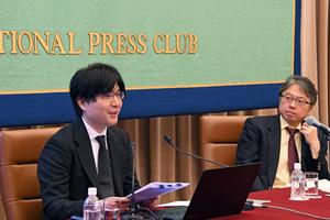 「被害者報道を考える」(3)川名壮志・毎日新聞社会部記者 写真 3