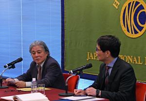 「朝鮮半島の今を知る」(6)北朝鮮核危機とサミット外交 小此木政夫・慶応大学名誉教授 写真 3