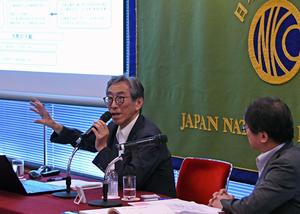 「働き方改革の論点」(2) 同一労働・同一賃金と雇用 今野浩一郎・学習院大学名誉教授 写真 3