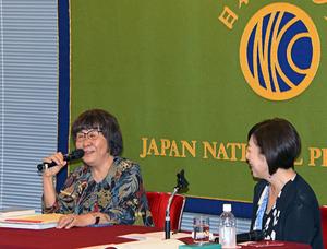 「セクハラ問題の30年」角田由紀子弁護士 写真 3