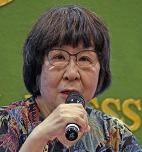 「セクハラ問題の30年」角田由紀子弁護士 写真 1