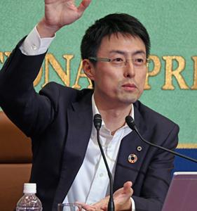 「チェンジ・メーカーズに聞く」(24)木南陽介・レノバ代表取締役社長CEO 写真 2