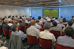 「朝鮮半島の今を知る」(10)  北朝鮮核問題に見る戦略理論の混迷 柳澤協二・元内閣官房副長官補(安全保障) 写真 4