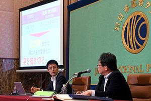「チェンジ・メーカーズに聞く」(24)木南陽介・レノバ代表取締役社長CEO 写真 3