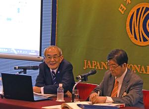「公文書管理を考える」(5) 加藤丈夫・国立公文書館館長 写真 3