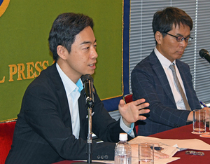 「朝鮮半島の今を知る」(9) 西野純也・慶応大学教授 写真 3