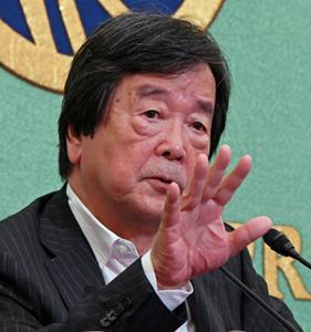 「平成とは何だったのか」(7) 田中均・日本総合研究所国際戦略研究所理事長 写真 1