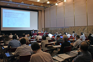 OECD日本の教育政策に関する報告書 発表会見 写真 4