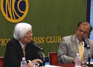 「平成とは何だったのか」(8) 吉川弘之・元東京大学学長・元日本学術会議会長 写真 3