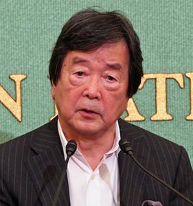 「平成とは何だったのか」(7) 田中均・日本総合研究所国際戦略研究所理事長 写真 2