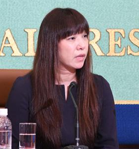 安田純平さんを救う会 緊急会見 写真 2