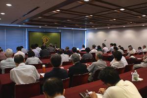 「朝鮮半島の今を知る」(14) アメリカの対北政策 小谷哲男・明海大学准教授 写真 4