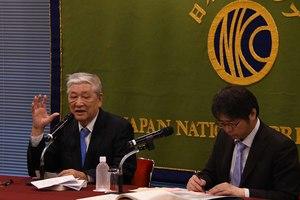「平成とは何だったのか」(11) 平成の経済史 経済学者 野口悠紀雄氏 写真 3
