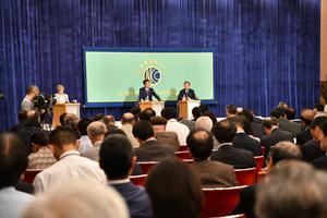 自民党総裁選立候補者討論会 写真 5