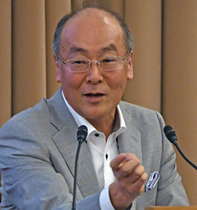 「世論調査と報道」(1)  松本正生・埼玉大学社会調査研究センター長 写真 1