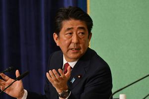 自民党総裁選立候補者討論会 写真 2