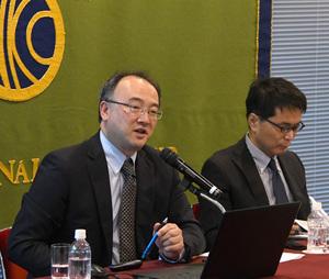 「朝鮮半島の今を知る」(17)北朝鮮経済の現状 三村光弘・環日本海経済研究所主任研究員 写真 3