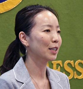 著者と語る『紛争地の看護師』白川優子・手術室看護師 写真 2