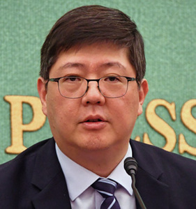 「朝鮮半島の今を知る」(16) 金大中・元韓国大統領3男、金弘傑氏 写真 1