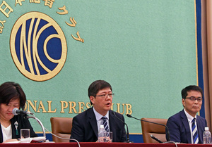「朝鮮半島の今を知る」(16) 金大中・元韓国大統領3男、金弘傑氏 写真 3