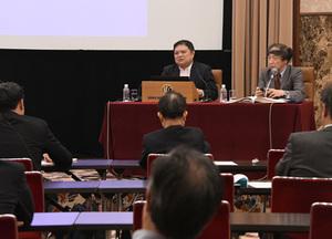 「世論調査と報道」(2) 地方における世論調査 河村和徳・東北大学大学院准教授 写真 4