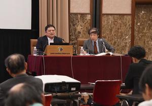 「世論調査と報道」(2) 地方における世論調査 河村和徳・東北大学大学院准教授 写真 3