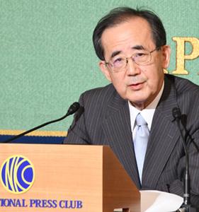 著者と語る『中央銀行: セントラルバンカーの経験した39年』白川方明・前日本銀行総裁 写真 3