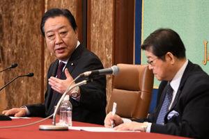 「消費税 これまで・これから」(1) 野田佳彦・前首相 写真 3