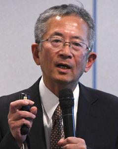 「災害に強い町づくり」福和伸夫・名古屋大学減災連携研究センター長・教授 写真 1