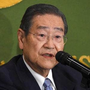 「消費税 これまで・これから」(3) 野田毅・自民党税調最高顧問 写真 1