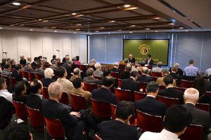 「朝鮮半島の今を知る」(18) 寺田輝介・元駐韓国大使 写真 4