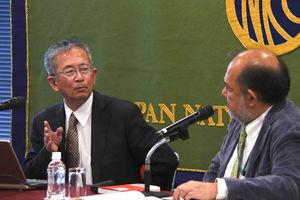 「災害に強い町づくり」福和伸夫・名古屋大学減災連携研究センター長・教授 写真 3